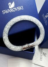 bracciale donna swarovski crystal original stardust bianco cristalli armband