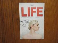 "AMY DE BHRUN (""LIfe: A one Woman Show/Bachelor Weekend"")Signed 4 X 6 Color Photo"