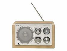 DENVER Tr-61 Radio Am/fm smart Design 12213480 Holz