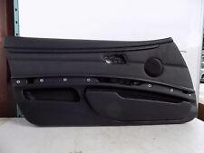 FRONT LEFT DRIVER DOOR PANEL TRIM BLACK OEM BMW E92 COUPE 328i 335i 07 08 09 10