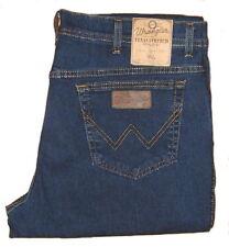 WRANGLER Jeans TEXAS STRETCH - W 40 / L 30 - Darkstone 33009 - 1st Choice NEW