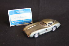 Plumbies built kit Mercedes-Benz 300 SL 1952 1:43 Silver (JS)