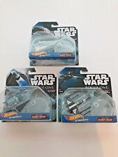 Star Wars Tie Striker, First Order Star Destroyer, & Partisan X-Wing Fighter NIP