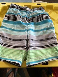 Boys swim trunk size 7/8