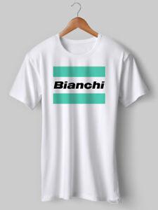 Bianchi T Shirt Vintage Cycling Top hoodie bike Retro jersey Eroica Printed B