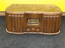 Stewart-Warner Shortwave Radio Model # R469 - not working