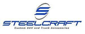 Steelcraft 222700 3 in. Round Side Bar