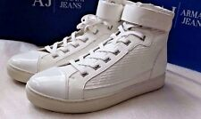 Armani Jeans men's high-top trainers size 10.5UK(45EU)