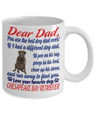 Chesapeake Bay Retriever Dog,Chessie,Chesapeake,CBR,Chesapeake,Gift dog,Mug,Cup