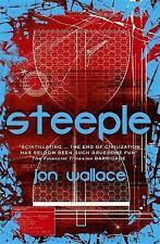 Steeple (Kenstibec 2), Wallace, Jon, 057511858X, New Book