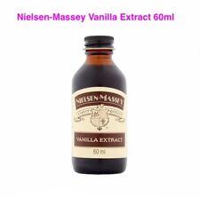 Nielsen Massey Vanilla Extract 60ml Bottle Bbe April 2021