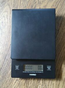 Digitalwaage HARIO V60 Drip Scale VST-2000 Kaffee Espresso