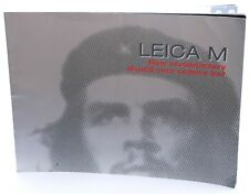 Leica M - How revolutionary should your camera be? Leaflet / Booklet - 55 Pages