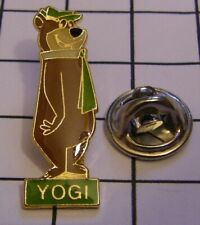 YOGI BEAR variant 6 HANNA BARBERA vintage pin badge Z4X
