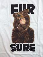 Workaholics  Fur Sure Blake Sung  Men's T-shirt