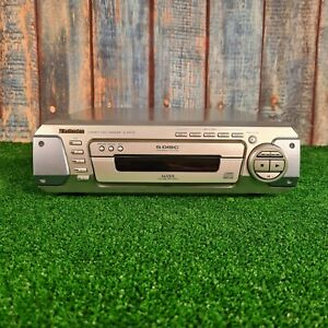 Technics CD 5 Disc Changer SL-EH770 Hi-Fi Compact Disc - Spares or Repair