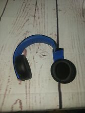 Sony Gold Wireless Headset Playstation 4 HEADPHONES ONLY read description A