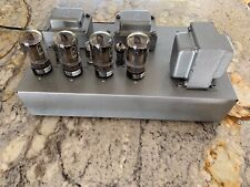 Lance Cochrane 6L6 Stereo Tube Amp