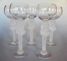 Schmid DAFFODIL Set of 5 Cordial Glasses