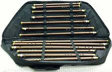 Turkish Woodwind Plastic Ney Set 13 PCS Nay Flute