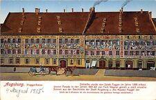 Bg25939 augsburg fuggerhaus germany