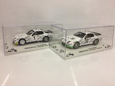 Falcon Slot Cars FA3001 Twin Set BOSS PORSCHE 924 Scala Nuovo di Zecca 1:32
