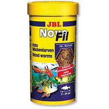JBL NOVOFIL ** BLOODWORM ** 100ML ** FISH FOOD