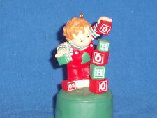 **CLEARANCE** Hallmark Keepsake Teetering Toddler Moving Ornament (OB3-9)