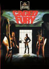Caged Fury DVD - Erik Estrada, Richard Barathy, Roxanna Michaels, Bill Milling