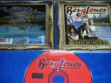 CD the best of BERGFEUER ciao marlena PRIX VOLKSMUSIK