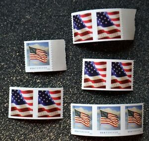 (10) USPS Forever Stamps - Various Designs - Postage For First Class Mail