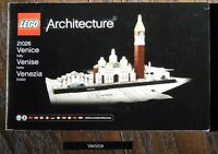 INSTRUCTIONS & Name Tile ONLY Lego Architecture 21026 VENICE