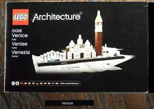 REDUCED INSTRUCTIONS & Name Tile ONLY Lego Architecture 21026 VENICE