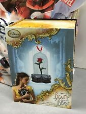 Disney Beauty & the Beast Live Action Film Light-Up Enchanted Rose Ornament NEW!