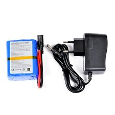 Pack Battery 12 Volt 7000mAh 7Ah 12V Rechargeable Alta Quality' Lithium F3C2