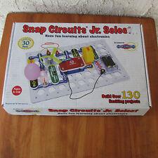 Snap Circuits Jr Select SC-130 with Instructions & Box STEM Toys EUC