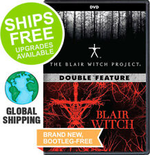 Blair Witch Project 1999 / Blair Witch 2016 Double Feature (DVD, 2018) NEW