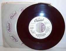 "Vtg 45RPM Vinyl Record-Nielsen/Pearson ""The Sun Ain't Gonna Shine Anymore"" Promo"