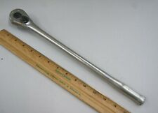 Vintage Cornwell Made In The Usa 12 Inch Drive Ratchet 15 Long Handle L 3738