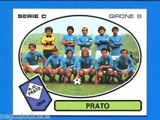 CALCIATORI PANINI 1977-78 - Figurina-Sticker n. 574 - PRATO SQUADRA -New