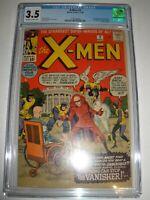 Marvel Comics X-Men # 2 CGC 3.5 1st app Vanisher