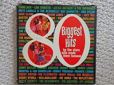 80 Biggest Hits by the Stars Who Made Them Famous 4 LP'S  R4S 5016, 50's (#2347)