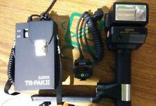 Combo -Sunpak Auto 555 Thyristor with accessories Tr-Pakii Great Deal - #N2
