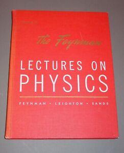 The Feynman Lectures on Physics, Vol. III Hardback (1966)