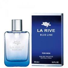La Rive Blue Line For Men Perfume EDT 90ml 3.0oz Brand New