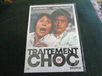 "DVD NEUF ""TRAITEMENT DE CHOC"" Alain DELON, Annie GIRARDOT / Alain JESSUA"