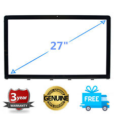 """27-inch 27"""" Glass Front Screen Panel for Apple iMac 922-9469 A1312 2009 2010 11"""