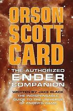The Authorized Ender Companion (Hardback or Cased Book)