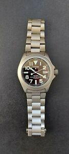 "Citizen ""Ray Mears"" Promaster Tough Eco-Drive with genuine titanium bracelet"