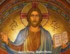 """Jesus Christ The Way and the Truth and the Life 8.5x11"""" Photo Print Christian"""